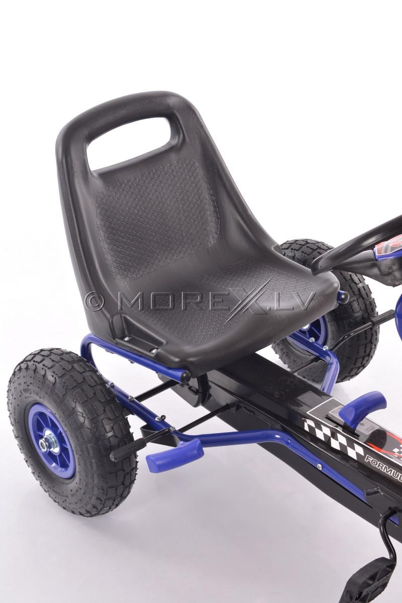 Velokart (Velomobile) Go-Kart A-15 Blue (3-8 years)